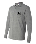 EMBROIDERED SpotShield 50/50 Long Sleeve Sport Shirt