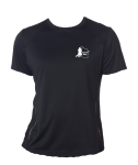 Silk screened - Men's Tempo Performance T-Shirt with Left Chest design